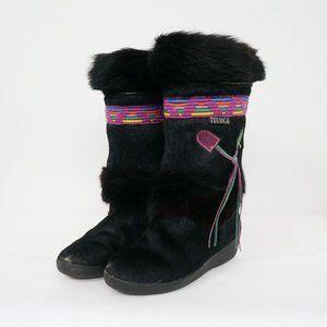 Tecnica Fur Boots Skandia Winter Ski Apres Snow